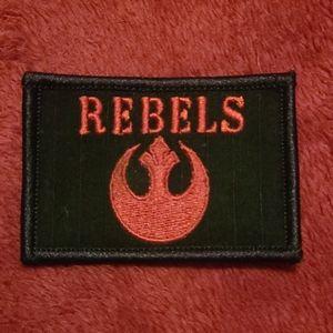 Star wars rebels velcro patch